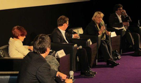 Zuschauerbrief nach der Sondervorführung mit anschliessender politischer Diskussion in Berlin