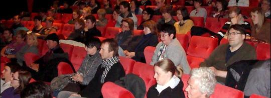 Volles Haus in Augsburg und Ulm zum Abschluss der Kinotour