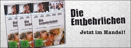 DIE ENTBEHRLICHEN auf DVD: Jetzt im Handel!